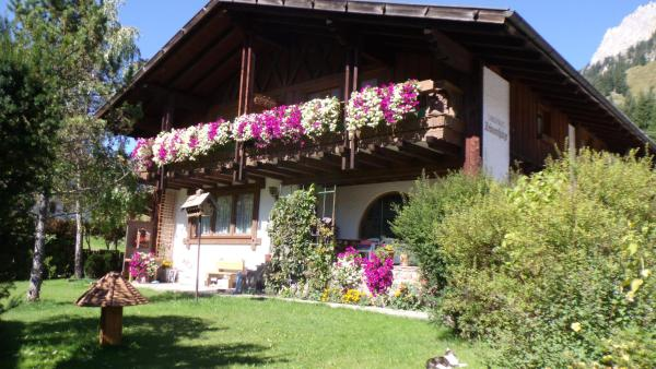 Zdjęcia hotelu: Landhaus Krinnenspitze, Nesselwängle