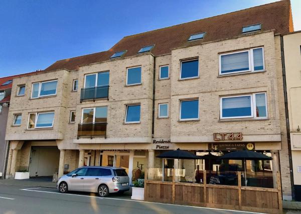 ホテル写真: Residentie Piazza, クノック・ヘイスト