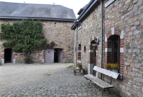 酒店图片: Gîte Ferme d'Ortie, Sainte-Ode