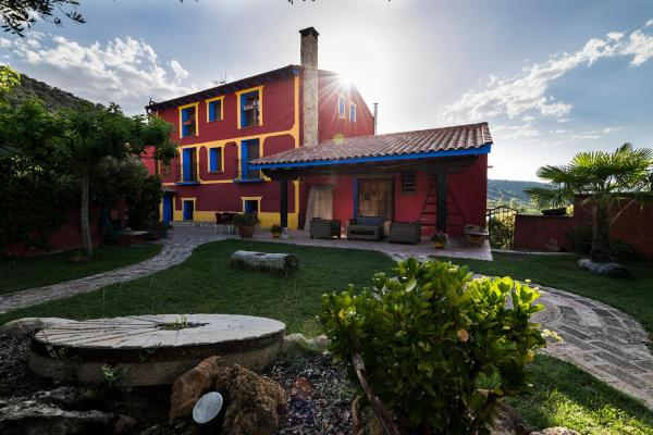 Hotel Pictures: Valle Del Río Piedra, Carenas