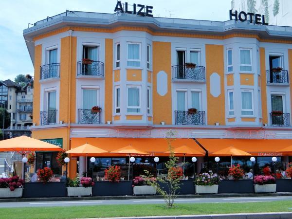 Hotel Pictures: Inter-Hotel Alizé, Évian-les-Bains