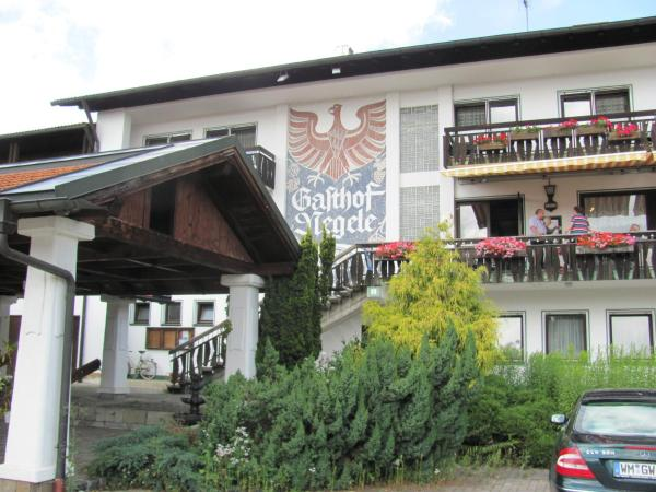 Hotel Pictures: Hotel Gasthof Negele, Hohenfurch