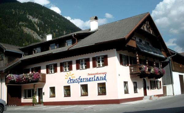 ホテル写真: Ausfernerland, Bichlbach