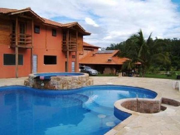 Hotel Pictures: Pousada Rancho das Avestruzes, Areias