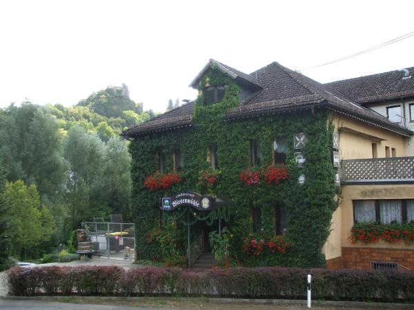 Hotelbilleder: Landgasthof Wiesenmühle, Burg Hohenstein