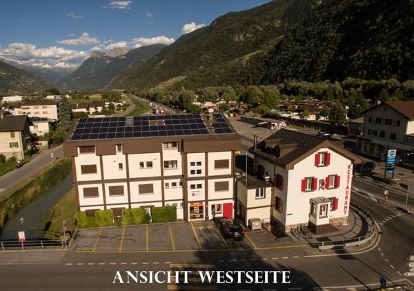 Hotel Pictures: Hotel-Restaurant Bergheim, Raron