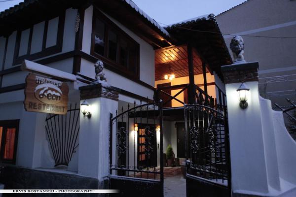 Фотографии отеля: Guest House Bujtina Leon, Korçë