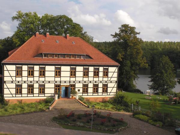 Hotelbilleder: Drostenhaus Feldberg, Feldberg in Mecklenburg