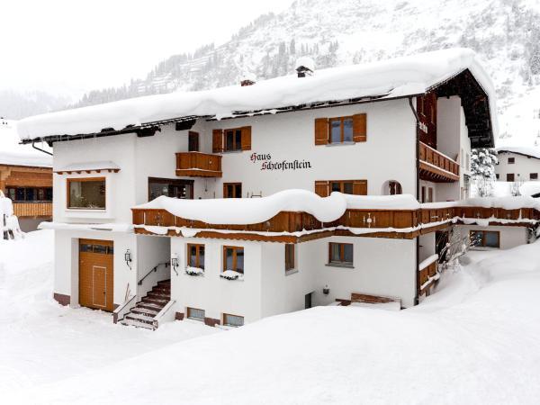 ホテル写真: Haus Schrofenstein, レッヒ
