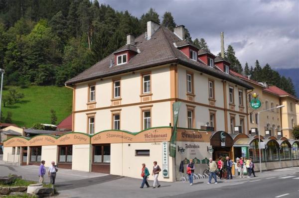 Hotelbilleder: Brauhaus Falkenstein, Lienz