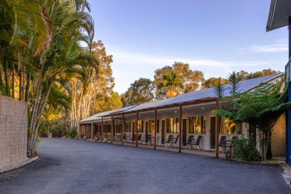 Hotelbilleder: Tin Can Bay Motel, Tin Can Bay