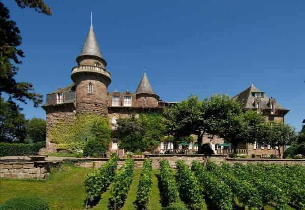 Hotel Pictures: Hôtel Château de Castel Novel - Châteaux et Hôtels Collection, Varetz