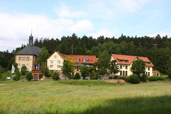 Hotelbilleder: Jagdhof Klein Heilig Kreuz, Großenlüder