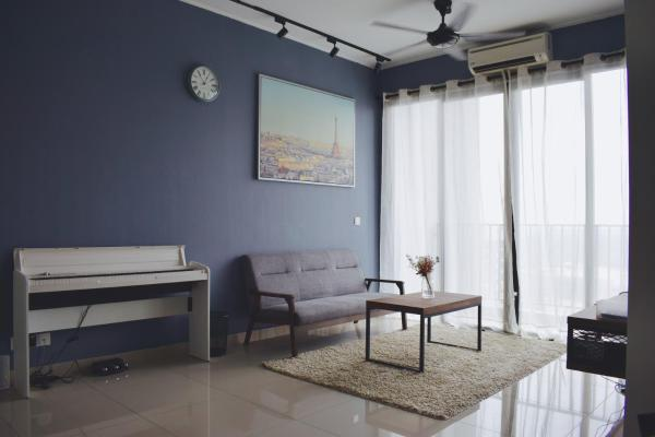 Фотографии отеля: Sutera 2 Bedroom Apartment, Джохор-Бару