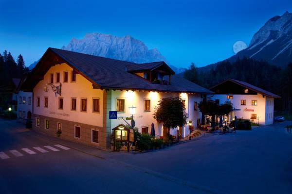 Fotos de l'hotel: Hotel zum Goldenen Löwen, Biberwier