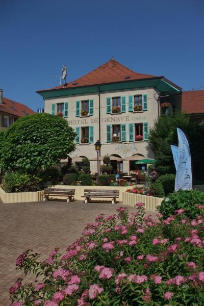 Hotel Pictures: Inter-Hôtel de Genève, Faverges