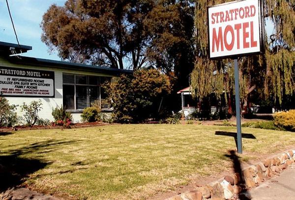 Фотографии отеля: Stratford Motel, Stratford
