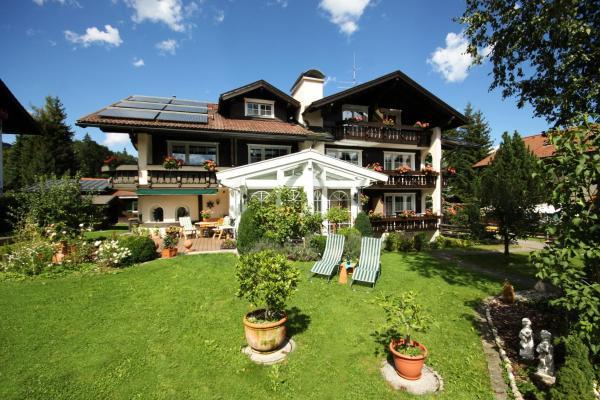 Hotel Pictures: Haus Susanne, Obermaiselstein
