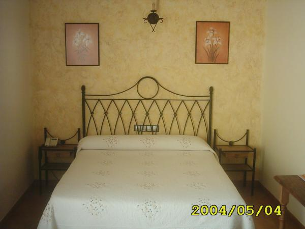 Double room with Spa Bath and Terrace