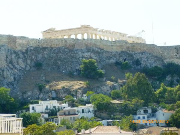 Double Room Side Acropolis view
