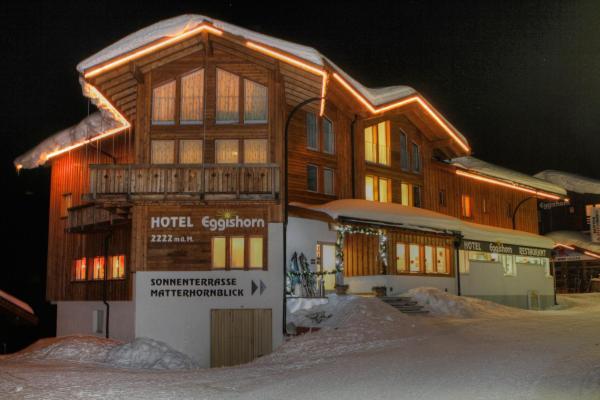 Hotel Pictures: Hotel Eggishorn, Fiesch