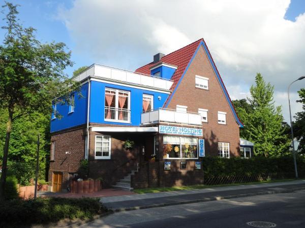 Hotelbilleder: Hotel Garni Nolting, Esens