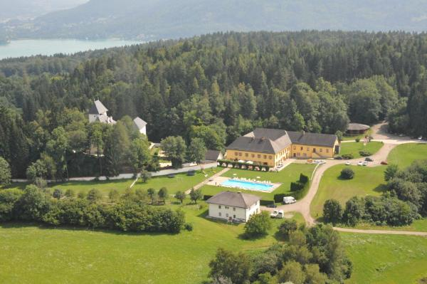 Hotelbilleder: Gut Drasing, Krumpendorf am Wörthersee