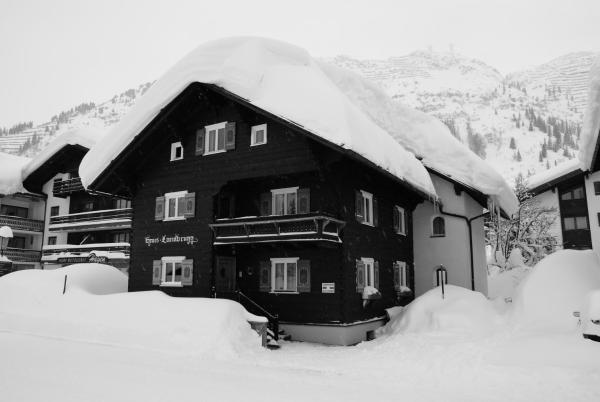 Hotellbilder: Haus Landbrugg, Lech am Arlberg