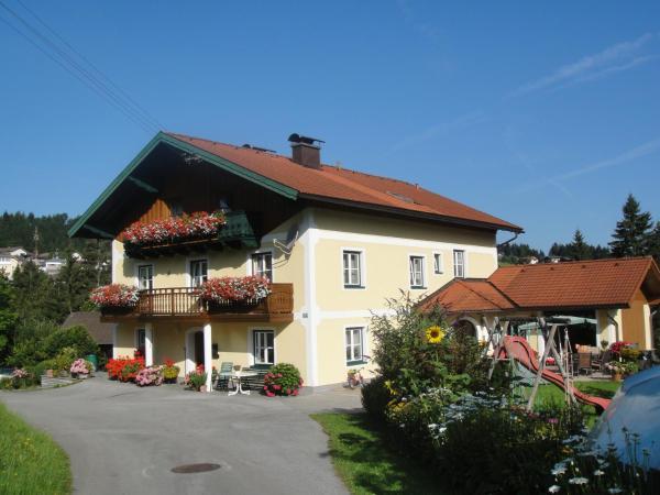 Hotelfoto's: Ferienwohnung Haus Lehen, Sankt Koloman