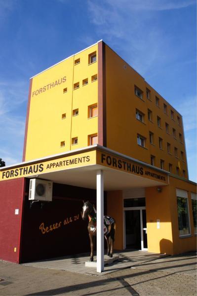 Hotel Pictures: Forsthaus Appartements, Braunschweig