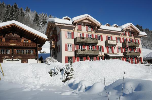 Hotel Pictures: , Les Diablerets