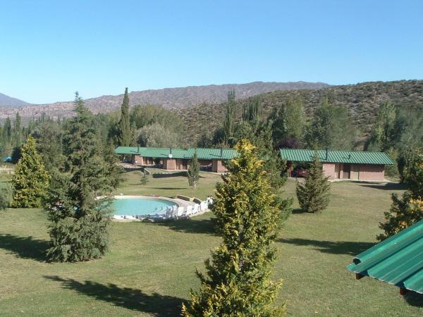Zdjęcia hotelu: Cabañas Andinas, Potrerillos