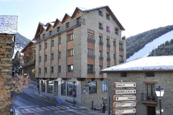 Φωτογραφίες: Apartaments Turistics Pirineu, Soldeu