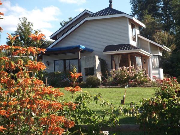 Hotel Pictures: Cabañas Terracrater, Villarrica