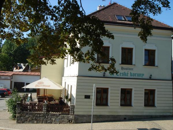 Hotel Pictures: U České koruny, Lipnice nad Sázavou