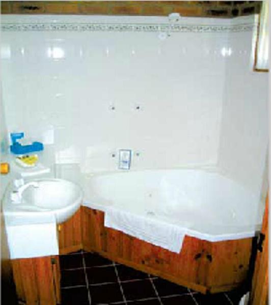 Deluxe Queen Room with Spa Bath