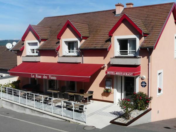 Hotel Pictures: La Rose Des Vents, Saint-Symphorien-de-Marmagne