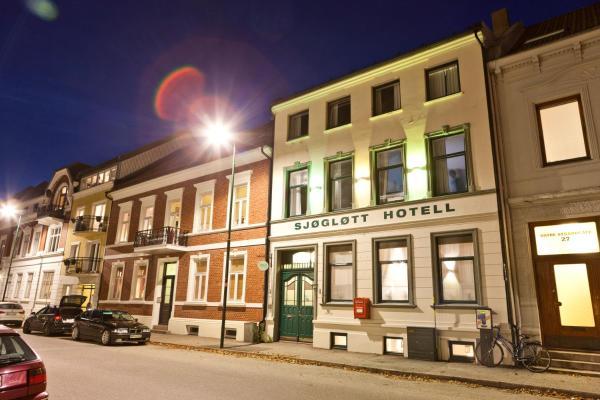 Hotellbilder: Sjøgløtt Hotel, Kristiansand