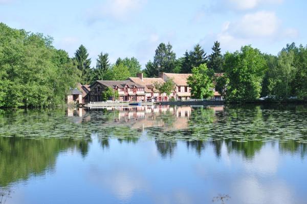 Hotel Pictures: Hotel - Restaurant Le Moulin de Villiers, Nouan-le-Fuzelier