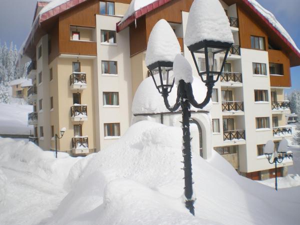 ホテル写真: Hotel Lucky Pamporovo & Spa, パンポロボ