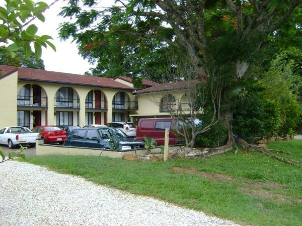 Photos de l'hôtel: Poinciana Motel, Murwillumbah