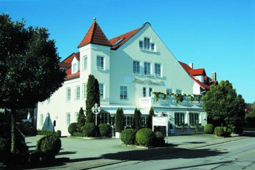 Hotelbilleder: Hotel Daniels, Hallbergmoos