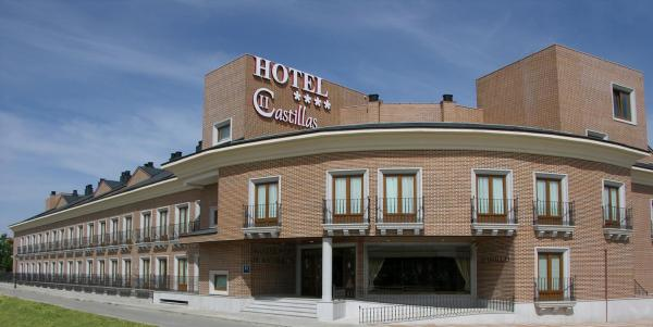 Hotel Pictures: Hotel II Castillas Ávila, Avila