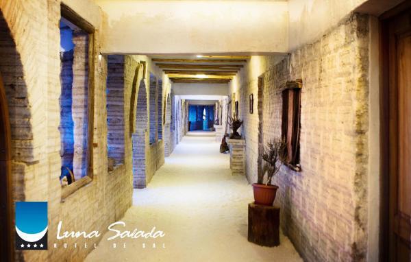 Hotel Pictures: Hotel de Sal Luna Salada, Colchani
