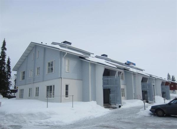 Hotel Pictures: LostStar Apartments, Äkäslompolo