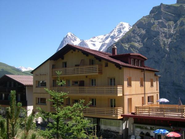 Hotel Pictures: Haus Montana, Mürren