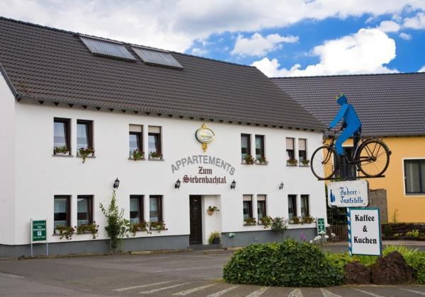 Hotelbilleder: Landgasthof zum Siebenbachtal, Strotzbüsch