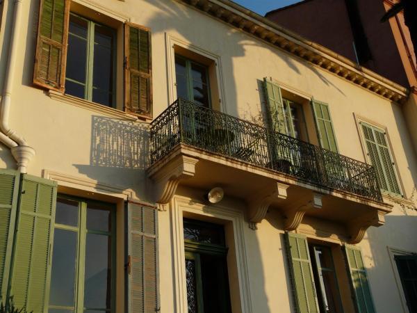 Hotel Pictures: Les Palmiers, Grasse