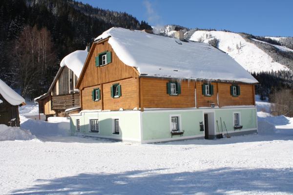 Zdjęcia hotelu: Ferienwohnung Schaupphof, Donnersbachwald