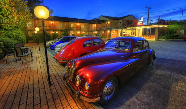 Fotos do Hotel: Cooma Motor Lodge Motel, Cooma